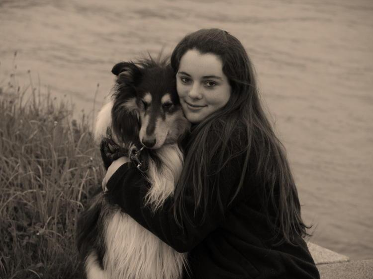 marinka en Kaya, foto